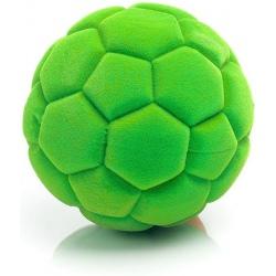 PIŁKA futbolowa sensoryczna zielona