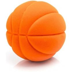 PIŁKA koszykówka sensoryczna pomarańczowa