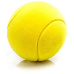 PIŁKA tenisowa sensoryczna żółta