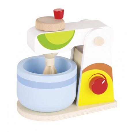 OUTLET - DREWNIANY MIKSER do zabawy w gotowanie