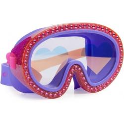 MALINOWE SERCA maska do pływania