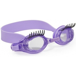JAGODOWE RZĘSY okulary do pływania