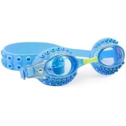 NIEBIESKA OŚMIORNICA okulary do pływania