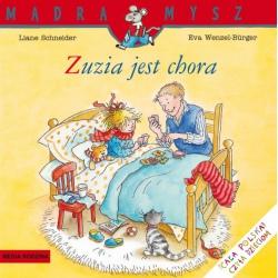 ZUZIA książeczka Liane Schneider