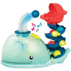 MUZYCZNY WIELORYB z piłeczkami Poppity Whale Pop