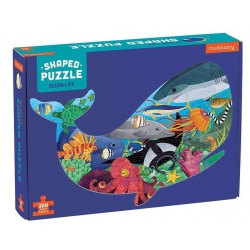 tekturowe puzzle 300 el.