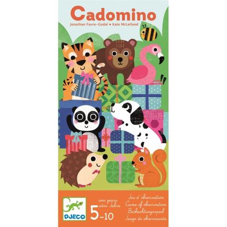 CADOMINO gra obserwacyjna domino