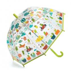 ŻABKI kolorowa parasolka