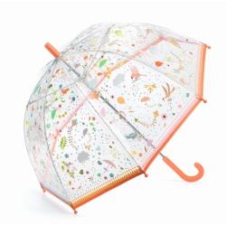 PTASZKI I KWIATKI kolorowa parasolka