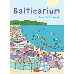 BALTICARIUM książka Natalia Uryniuk