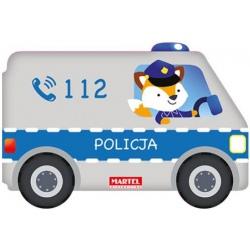 POLICJA książeczka dla najmłodszych