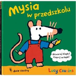 MYSIA W PRZEDSZKOLU książka Lucy Cousins