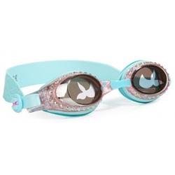 POSYPKA CUKROWA różowe okulary do pływania