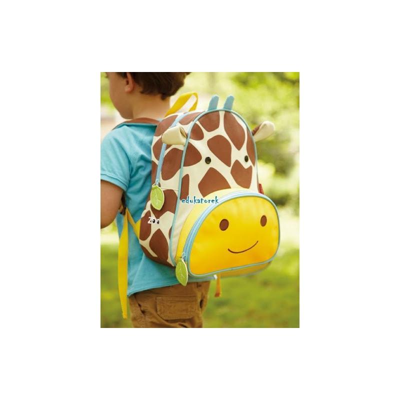 faef7e4968f4 ŻYRAFA plecak dla przedszkolaka Skip Hop ZooPack ...