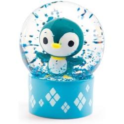 PINGWINEK mini kula śnieżna