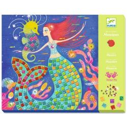 SYRENY mozaika piankowa zestaw kreatywny