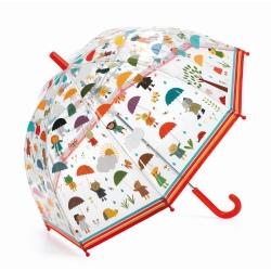 ZWIERZĄTKA kolorowa parasolka
