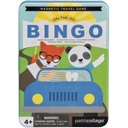 BINGO magnetyczna gra podróżna