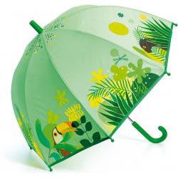 TROPIKALNA DŻUNGLA zielona parasolka