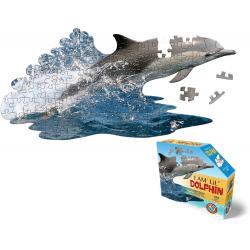 DELFIN puzzle tekturowe 100 el.