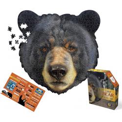 NIEDŹWIEDŹ puzzle tekturowe 550 el.