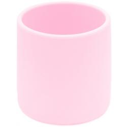POWDER PINK silikonowy kubeczek 220 ml