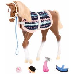 LIPIZZANER źrebak koń 30 cm dla lalki