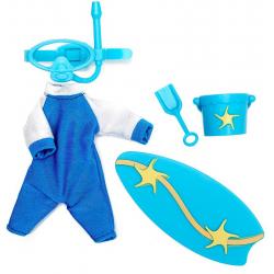 ZESTAW  ubranka dla lalki 18 cm