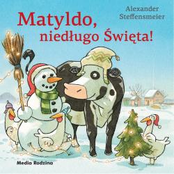 MATYLDY książka Alexander Steffensmeier