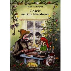 NOSEK ZNAJDUJE KRZESŁO książka w twardej okładce Sven Nordqvist