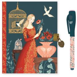 LISA pamiętnik z magicznym długopisem Lovely Paper