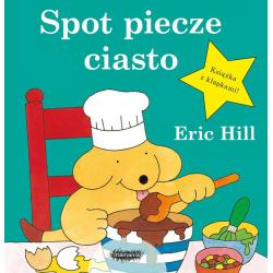 SPOTksiążeczka z klapkami dla dzieci Eric Hill