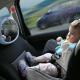 NIEBIESKIE LUSTERKO DŹWIĘKOWE do samochodu