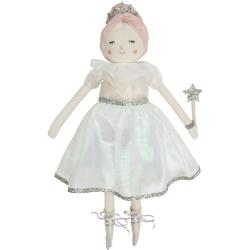 KSIĘŻNICZKA LUCIA bawełniana lalka