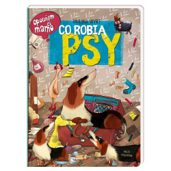 opowiem Ci mamo książka dla dzieci M. Brykczyński