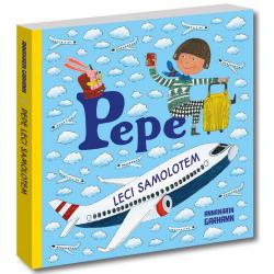 PEPE książka Anna-Karin Garhamn