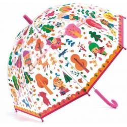LAS kolorowa parasolka