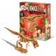 TYRANOZAUR szkielet dinozaura mały archeolog