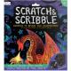 FANTASTYCZNE SMOKI zdrapywanka Scratch & Scribble