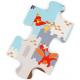RYCERZ tekturowe puzzle 60 el.