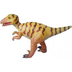 DEINONYCH figurka dinozaura wykopalisko z jajka