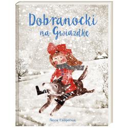 DOBRANOCKI NA GWIAZDKĘ książka dla dzieci