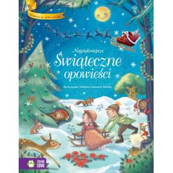 NAJPIĘKNIEJSZE ŚWIĄTECZNE OPOWIEŚCI książka dla dzieci Stefania Leonardi Hartley