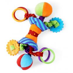 ZIGGLES zabawka materiałowa wielofuncyjna