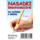 NASADKI ERGONOMICZNE na ołówki i kredki