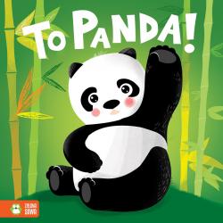 TO PANDA! książeczka dla dzieci Barbara Supeł