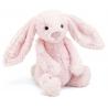 KRÓLICZEK różowa przytulanka Blashful Bunny 13 cm