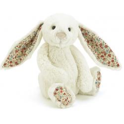 KRÓLICZEK kremowa przytulanka Blossom Bunny 36 cm