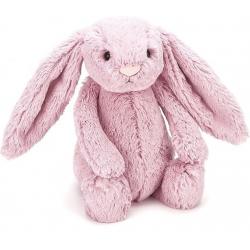 KRÓLICZEK różowa przytulanka Bashful Bunny 36cm