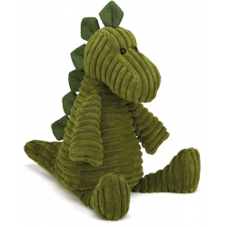 DINOZAUR zielona przytulanka Cordy Roy 26 cm